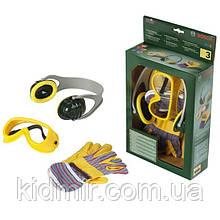 Набір аксесуарів: рукавиці, окуляри, навушники BOSCH Klein 8535