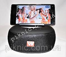 Беспроводная колонка JBL SUPER BASS. Портативная Bluetooth колонка  с подставкой под телефон.