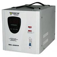 Стабилизатор напряжения Forte SDC-3000 (сервоприводный)
