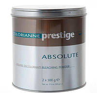Осветлитель для волос Brelil Colorianne Prestige Absolute  2*500 гр.