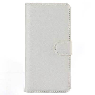 Чехол книжка xCase на iPhone 5/5s/SE Flip Wallet белый