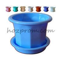 Какой горшок для цветов выбрать, пластиковый или керамический?