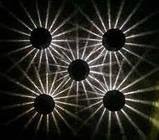 5 шт. Садові світильники на сонячній батареї, фото 6
