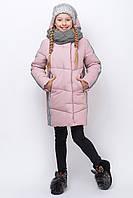 Зимняя куртка и шарф-снуд
