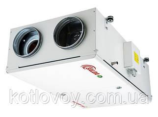 Установка с роторным рекуператором тепла SALDA RIRS P EKO 3.0