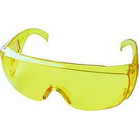 Очки защитные Master (желтые) Sigma