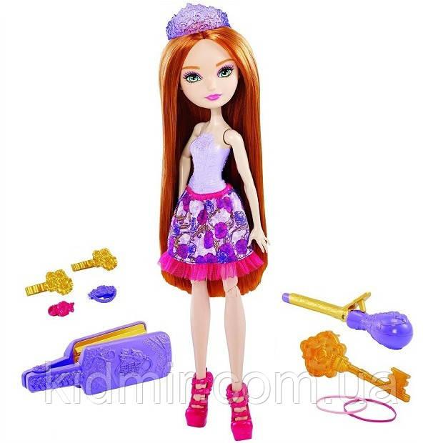 Кукла Ever After High Холли О'хаер (Holly O'Hair) из серии Hairstyling Школа Долго и Счастливо
