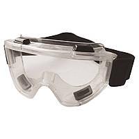 Очки защитные закрытые Jet (прозрачные) Sigma