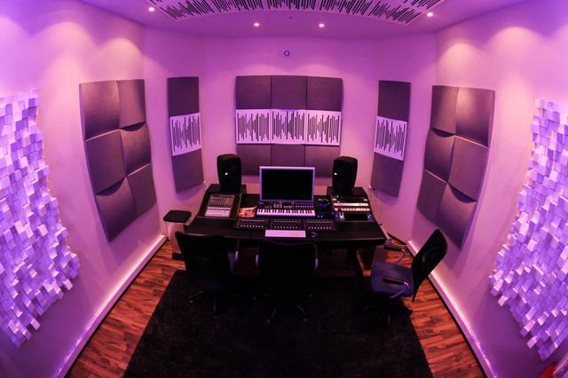 Vicoustic WAVEWOOD 120 звукопоглощающаяиотражающая панель