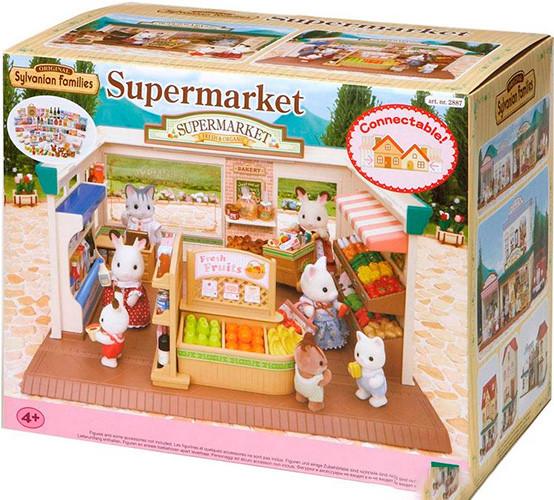 Игровой набор Sylvanian Families Супермаркет
