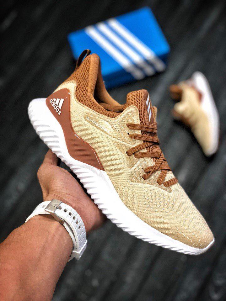 Мужские кроссовки Adidas Alphabounce 2 2018 (Топ реплика ААА+) - Siwer -  Интернет c970a779a982d
