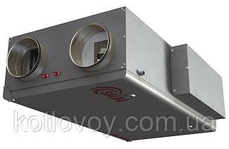 Установка с пластинчатым рекуператором тепла SALDA RIS P 3.0
