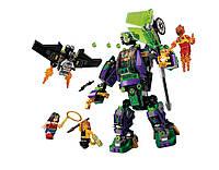 Детские конструкторы JVToy (Битва з роботом Лекса Лютора)