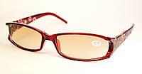Женские очки с тонированной линзой (8365 тон кор б), фото 1