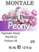 Sweet Peony Montale - 15 мл