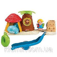 Развивающие игрушки для ванной Little People Fisher Price