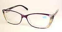 """Женские очки для зрения  """"Ракушка""""  (9059 ф -), фото 1"""