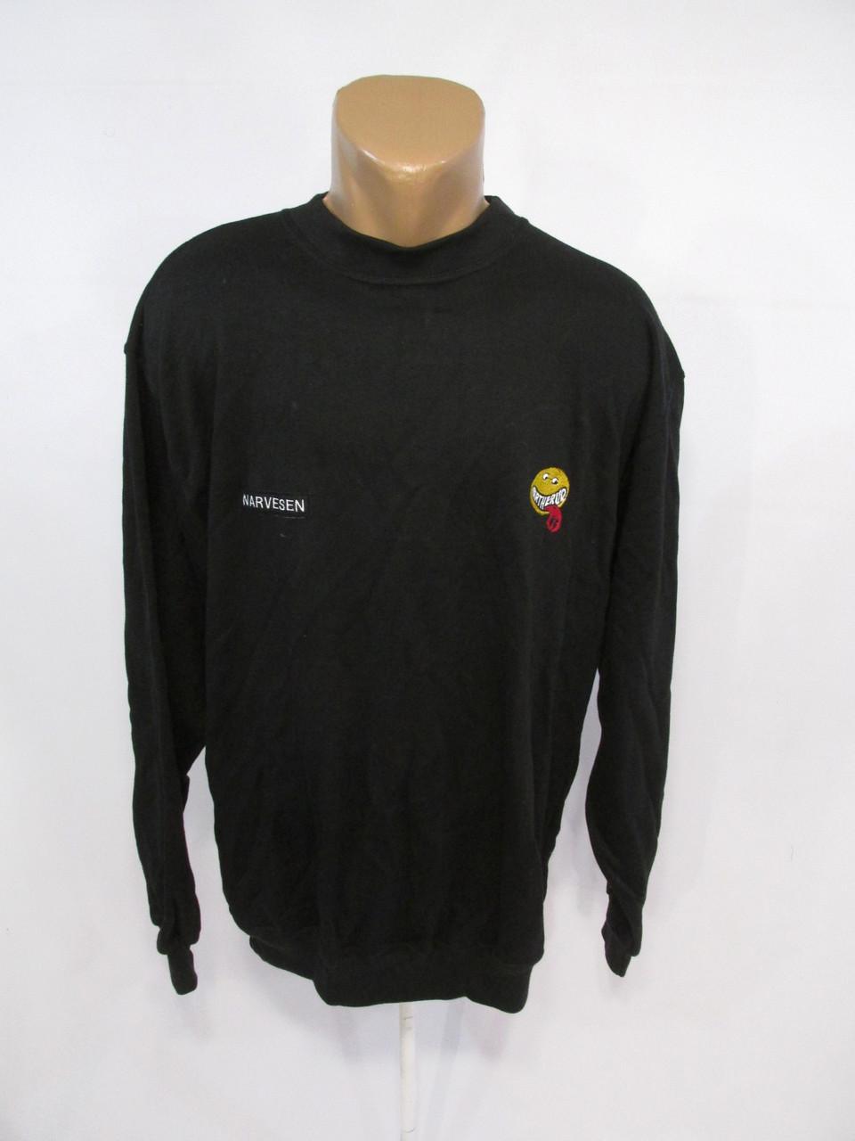 Кофта черная You Norsk Design, XXL, cotton-pes, Как Новая!