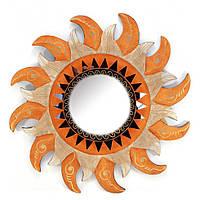 "Зеркало мозаичное ""Солнце"" (d-50 cм) 30297"