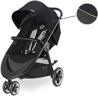 Коляска Cybex Cybex Agis M-Air 3 Lavastone Black
