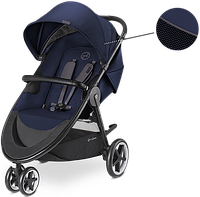 Коляска Cybex Cybex Agis M-Air 3 Denim Blue