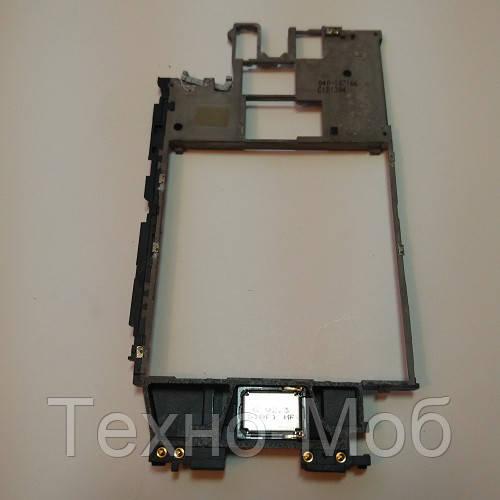 Средняя рамка с динамиком Nokia Lumia 920