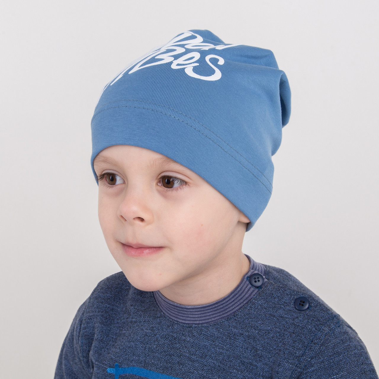 Весенняя шапка сезона на мальчика оптом - London - Артикул 2203