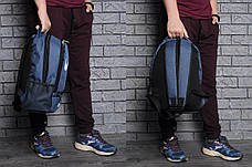 Городской рюкзак на 2 отделения в стиле Nike Just Do It 5 цветов в наличии, фото 3