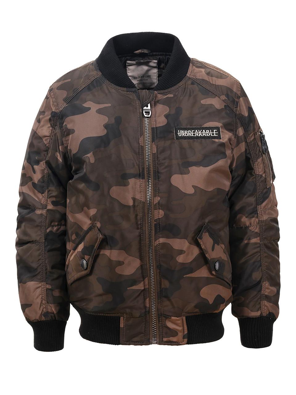 {есть:92,98/104} Куртка для мальчиков Glo-Story , Артикул: BMA4665