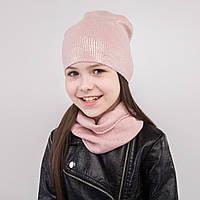 Модный комплект с пайетками для девочки оптом - Артикул 2288
