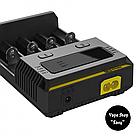 Nitecore i4 intellicharger  Зарядное устройство для электронных сигарет Оригинал., фото 2
