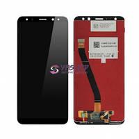 Дисплей Huawei Mate 10 Lite (RNE-L01RNE-L21) с сенсором (тачскрином) черный