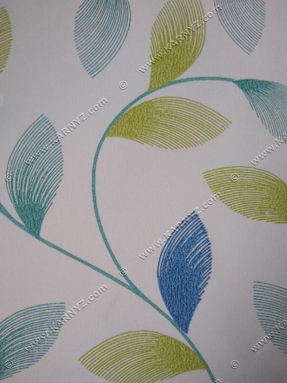 Рулонные шторы Апрель зеленый