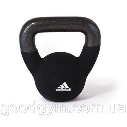 Гиря Adidas 4 кг, фото 2