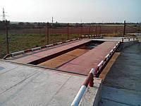 Весовая платформа колейного типа 6м, фото 1