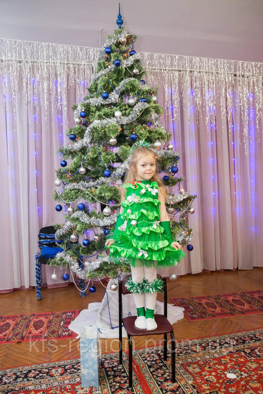 Нарядный костюм для маленькой принцессы 3 - 6 лет.