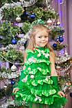 Нарядный костюм для маленькой принцессы 3 - 6 лет., фото 2