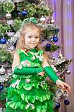 Нарядный костюм для маленькой принцессы 3 - 6 лет., фото 4