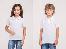 Детская футболка поло в расцветках (0308/36)