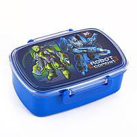 Контейнер для їжі 706227 Cyber-dron 750 мл, синій, 1 ВЕРЕСНЯ