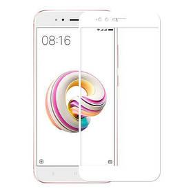 Защитное стекло для Xiami Mi A1 (5x) цвет белый