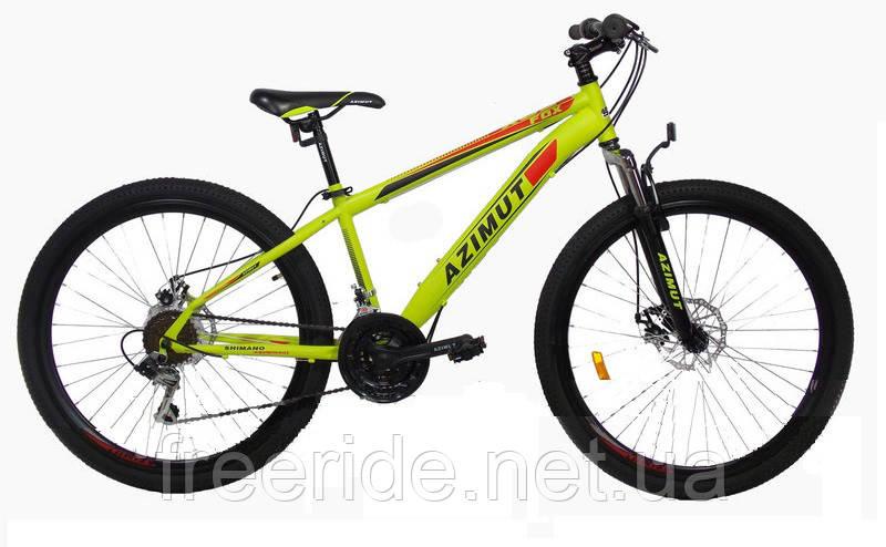 Подростковый Велосипед Azimut Fox 24 D