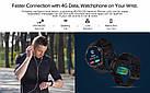 Умные часы Smart Watch Zeblaze THOR 4 Black 1/16gb MTK6737 (Single SIM) 580 мАч, фото 5