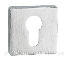 Накладка под цилиндр дверная МВМ E13 PSS/SS