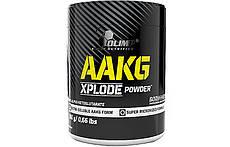 Предтреник OLIMP AAKG Xplode powder 300g. (АПЕЛЬСИН)