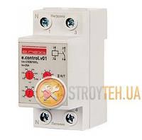 E.NEXT e.control.v01, 25А Реле контроля напряжения однофазное