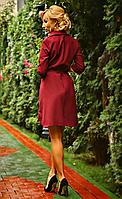 """Стильное женское платье с перфорацией  """"Мелина"""" , фото 1"""