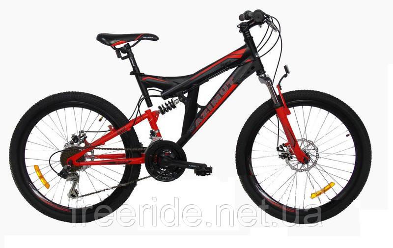 Подростковый Велосипед Azimut Power 24 D