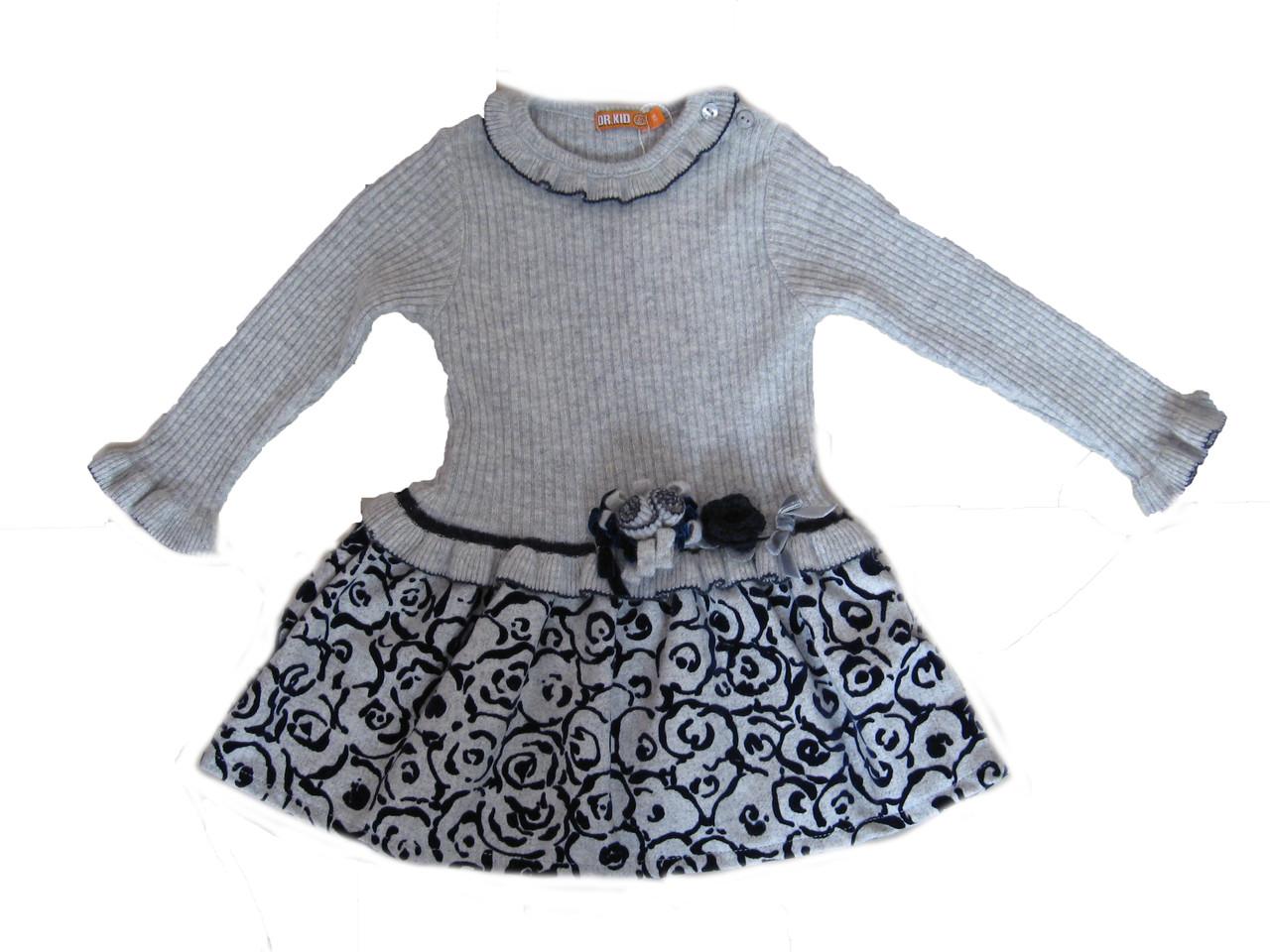 Платье для девочки Dr.Kid