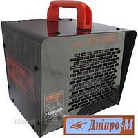 Тепловая пушка электрическая Днипро М _ТПЭ_2000 Вт_1-но фазная